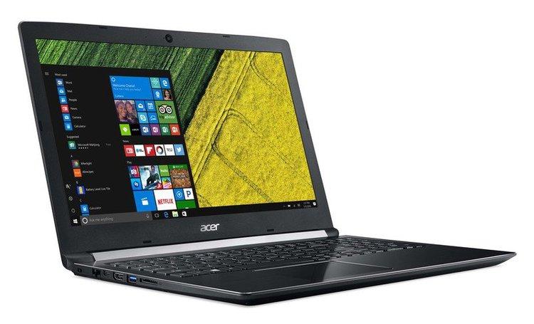 Uniwersalne laptopy z serii Acer Aspire 1, Aspire 3, Aspire 5 i Aspire 7 -