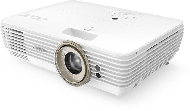 Acer rozszerza ofertę projektorów 4K dla miłośników kina -