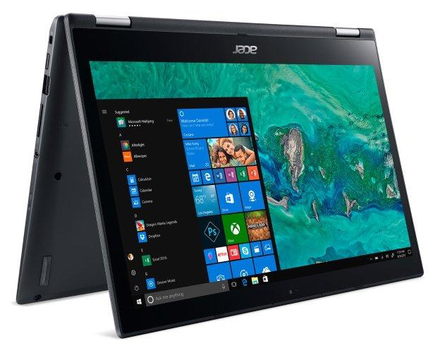 Acer Spin 3 – konwertowalny laptop z Kaby Lake-R - CES 2018
