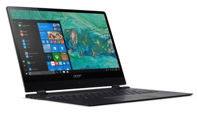 Acer Swift 7 to najcieńszy laptop na świecie! - CES 2018