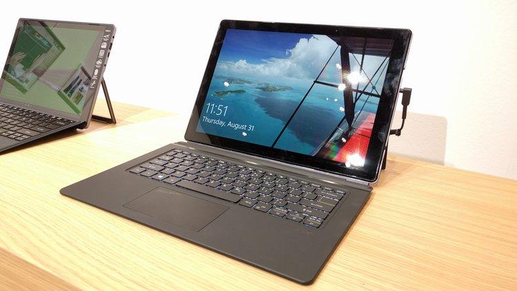 Acer Switch 7 Black Edition. Elegancka hybryda dla wymagających - CES 2018