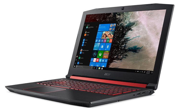 Acer Nitro 5 – gamingowy laptop z procesorem AMD Ryzen na pokładzie - CES 2018