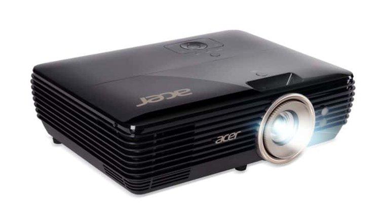 Acer V6820M/i – projektor 4K z obsługą Amazon Alexa - CES 2018