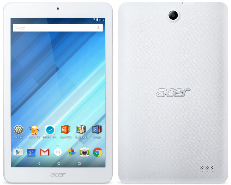 Tablet Acer Iconia One 8 (2018) niebawem pojawi się w sklepach -